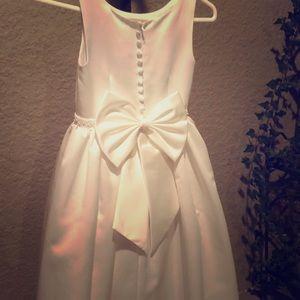 Sweetie Pie flower dress Girls Size 7